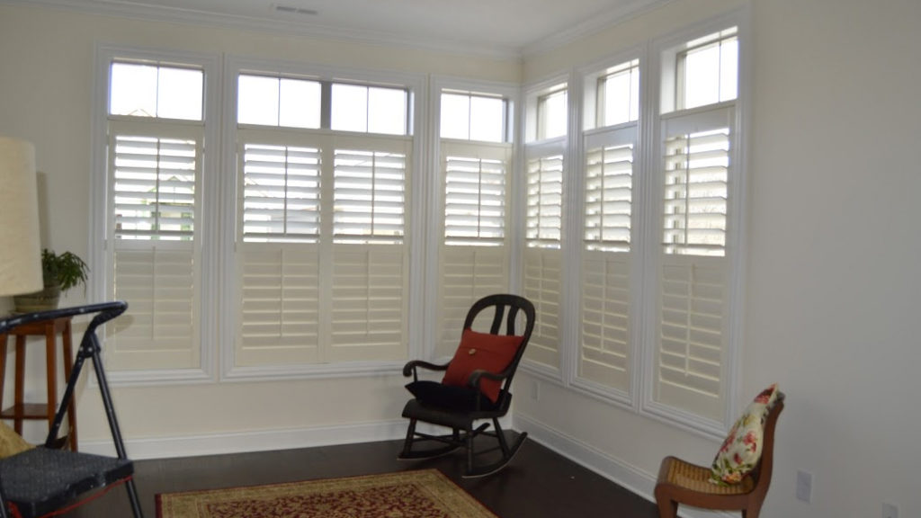 Fayettville Custom Window Shutters Blind Faith Blinds